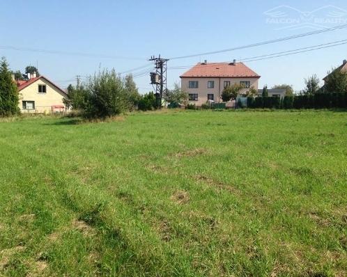 Stavební pozemek v obci Lučina