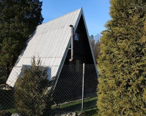 Chata Dolní Suchá
